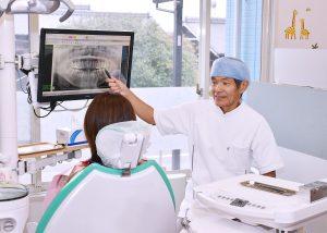 歯の治療 かぎたに歯科医院